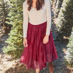 Sparkle City Skirt